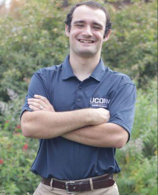 Portrait of Zach Duda